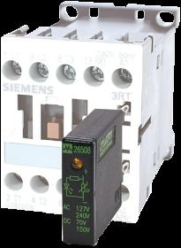 Tłumik do stycznika Siemens VG LED 24-48 V-S00