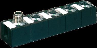 Moduł sieciowy Cube67 E/A RS485 C 3xM12