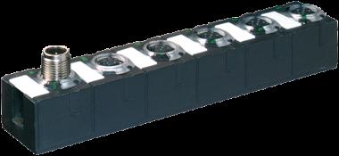 Moduł sieciowy Cube67 AO4 E 4xM12 (I)