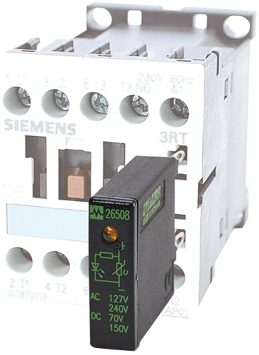 Tłumik LG 12-250 VDC-S00 do stycznika Siemens