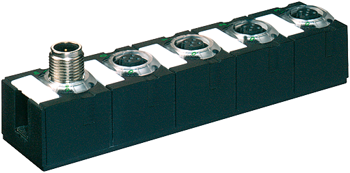 Moduł sieciowy Cube67 E/A, Pre-processing CNT2 C 4xM12