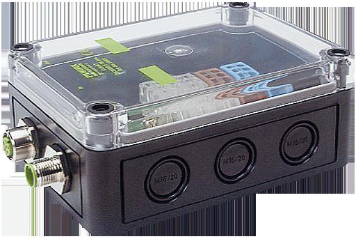 Moduł sieciowy Cube67 E/A DIO8/DI8 E TB Box