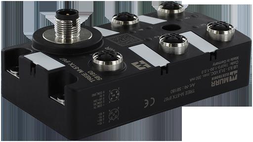 Switch zarządzalny TREE M-5TX IP67 Lite