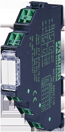 Przetwornik analogowy MMW WE:-10..+10V/(0)4..20mA - WY:0..10V/(0)4..20mA