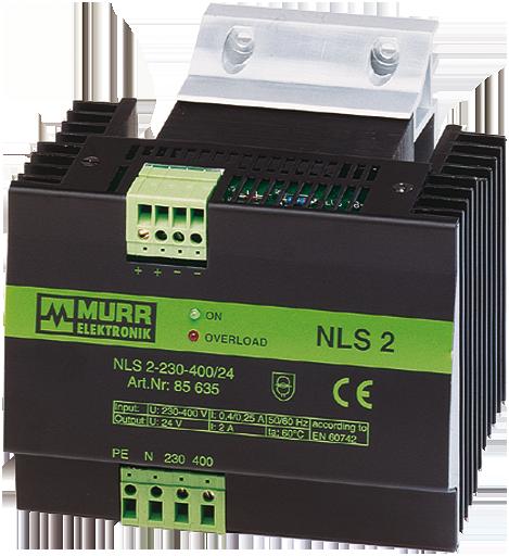 Zasilacz transformatorowy 1/2-fazowy NLS