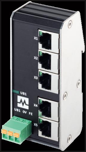 Switch niezarządzalny Xenterra 16TX 1000Mbit