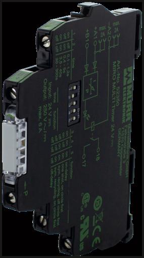 Multi-timer MIRO 6,2 24VDC-1S, WE:24VDC - WY:250VAC/DC/6A