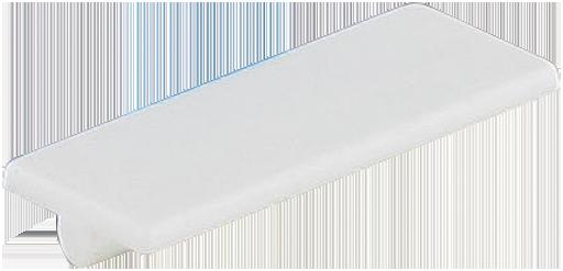 Tabliczki opisowe 20x8, op=20szt
