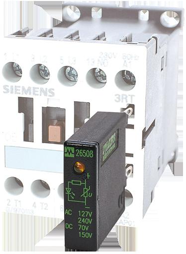 Tłumik przepięć do stycznika Siemens VG 127-240V-S00