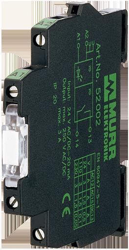 Optoizolator MIRO WE:250VAC - WY:48VDC/2A