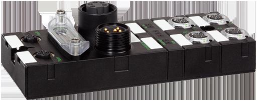 Węzeł sieciowy Cube67+ BN-E Ethernet/IP