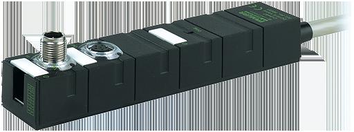 Moduł sieciowy Cube67 E/A DO8 E Valve