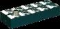 Moduł sieciowy Cube67 E/A, DI16 E 8xM12