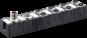 Moduł sieciowy Cube67 E/A, DIO8 E 8xM8
